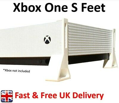 Xbox One S Feet / Cooling Stand (Pack of 4) FAST & FREE UK DELIVERY!