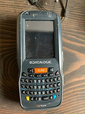 Datalogic Lynx Handheld Scanner Numeric Keyboard - LOT of 16 SCANNERS + HOLSTERS