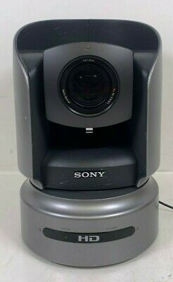 Sony BRC-H700 CCD Robotic HD PTZ Video Camera w/ Power Supply