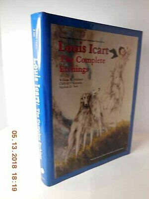 LOUIS ICART: COMPLETE ETCHINGS By Clifford P. Catania & Nathan D. Isen VG