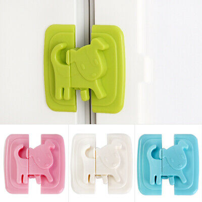 Toddler Kids Safety Locks Drawer Door Fridge Cabinet Cupboard Baby Protection