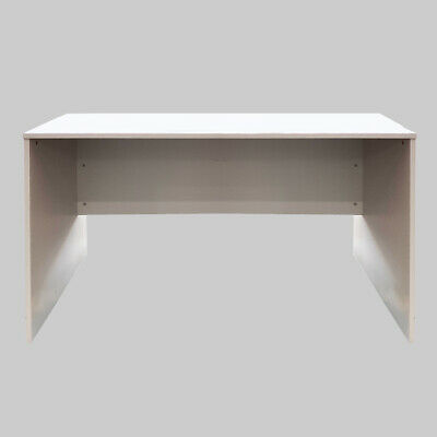 Home Office Student Study Desk 1200mm Wide Writing Table Furniture White