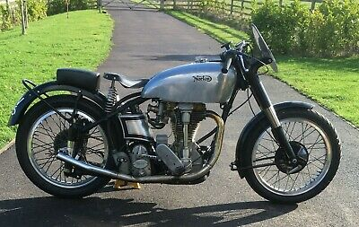 Norton International Clubmans 1949. TT history. Fully rebuilt and ready to ride.
