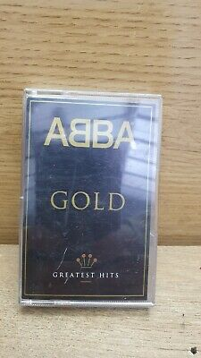 ABBA Abba Gold The Greatest Hits  Cassette Tape