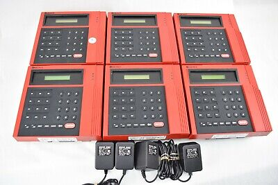 Kronos 480F Terminal Time Clock Lot of 6