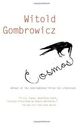 Cosmos - Very Good Book Gombrowicz, Witold
