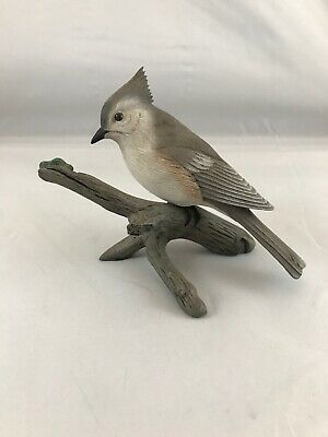 "Hamilton Collection Limited Edition ""Tufted Titmouse"" by Richard Palmer * (B2)"