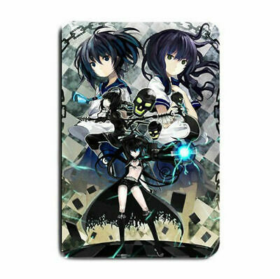 Anime Phone Strap Bag Charm Keychain Black Rock Shooter One Piece My Little Sis