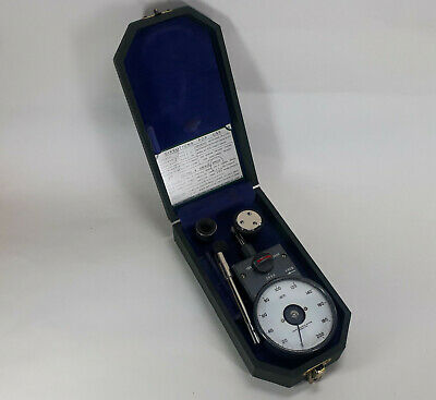 Smiths Industrial Division London Mechanical Tachometer
