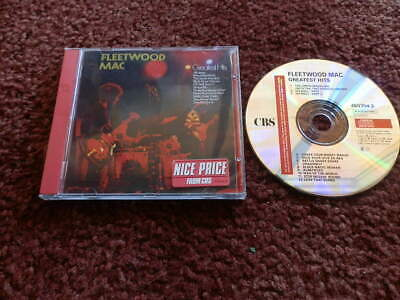 Fleetwood Mac - Greatest hits CD   SUPERB