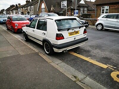 VW Golf Mk2 2.0 8V Tsr Gti Conversion