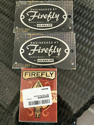 Firefly / Serenity Playing Cards & Bumper Stickers