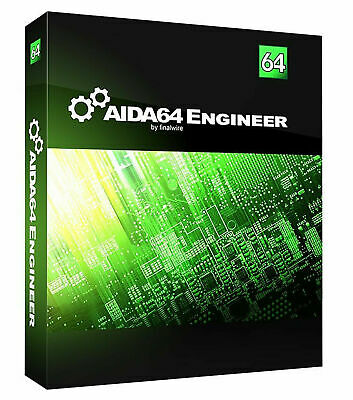 AIDA64 Engineer 6.25 Official 🔥Latest 2020🔥Licence key ✔️Fast deliver