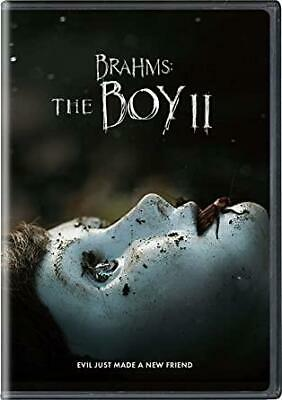 Brahms The Boy II DVD Free Shipping