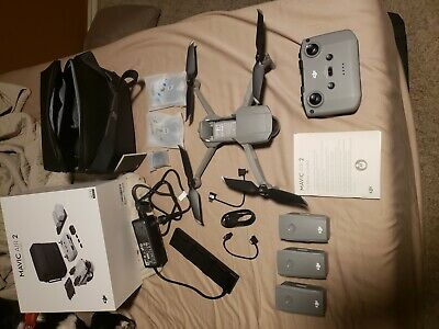 DJI Mavic Air 2 - Fly More Combo - WITH DJI Care Refresh - Essentially New