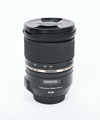 Tamron SP 24-70mm f/2.8 Di USD Lens for Canon EF