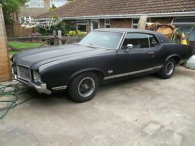 1971 Olds Cutlass Coupe Muscle Car, Poss Exch Mk1 Granada, Consul Gt Etc