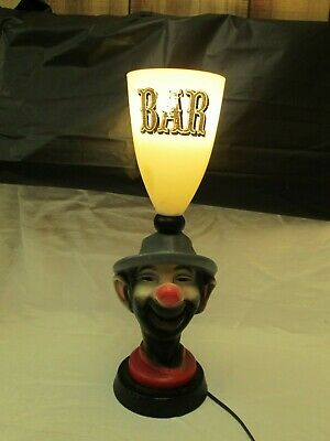 Vintage Bar Hobo Lamp Ny Vinyl Pc