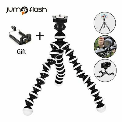Flexible Gorilla Tripod Octopus Pod Camera DSLR Stand Mini Ball Head Portable