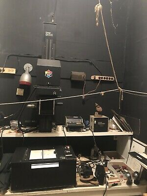 Omega D5500 Enlarger With Extras - NO DELIVERY OPTION. pick Up Only.