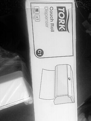 Metal Tork Couch Roll Dispenser