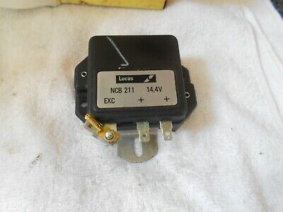 Simca 1000, 1100, 1301, 1307, 1308, 1309, 1501 1610 NOS Lucas Voltage Regulator