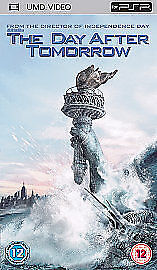 The Day After Tomorrow (UMD) - Free Postage