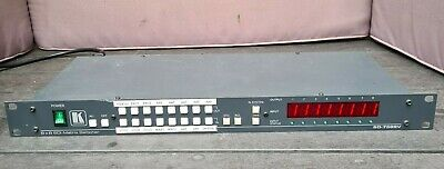 Kramer SD-7588V 8 x 8 SDI Matrix Switcher