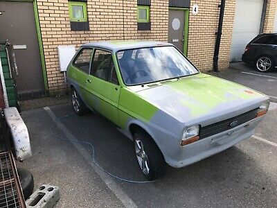 Mk 1 Fiesta Ready for Zetec or back to standard