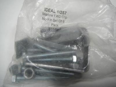 Ideal Standard S911867 Fixing clips (Set of 6)