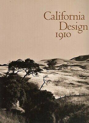 California Mission Arts Crafts 1910 Design – Furniture Pottery Metal Etc. / Book