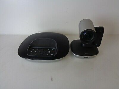 Read No AC Apapter Logitech GROUP Video Conferencing System V-U0032, V-U0036
