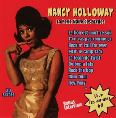 Holloway, Nancy-Vive Les Annees 60 CD NUOVO