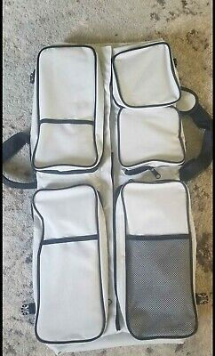 Baby changing bag and pad portable