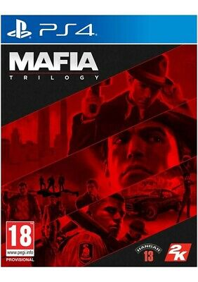Mafia: Trilogy (PS4) Pre-Order AUGUST 2020 ( NO PAYPAL, DM ME FOR INFO'S)