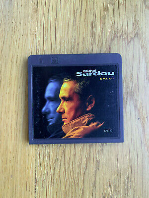 Minidisc Michel Sardou - Salut Album MD Music
