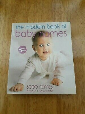The Modern Book Of Baby Names (2012)
