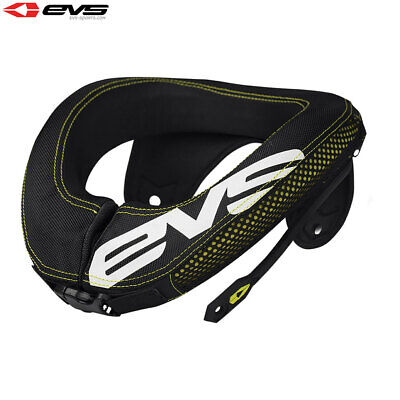 EVS R3 Neck Protector Including Armour Straps Adult Motocross MX armour