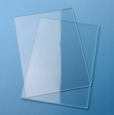 Clear Acrylic  Perspex Sheet  Cut To Size Plastic Panels