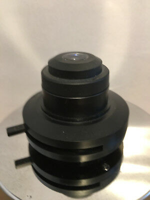 Olympus CH Microscope Brightfield Condenser with Blue Filter