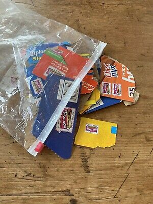 Box Tops For Education Lot *What you see is what you get*