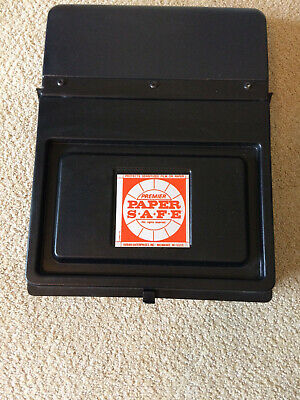 PREMIER Darkroom Paper Safe 12x16 in great condition, light tight, latch intact