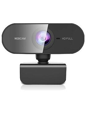 NIYPS Webcam with Microphone, HD 1080P Streaming Webcam for PC,MAC