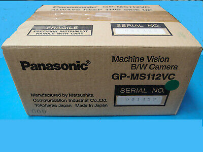 Panasonic GP-MS112VC CCD Machine Vision Camera and Controller