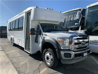 2013 Startrans Senator, Ford F550 Diesel.  CA Vehicle