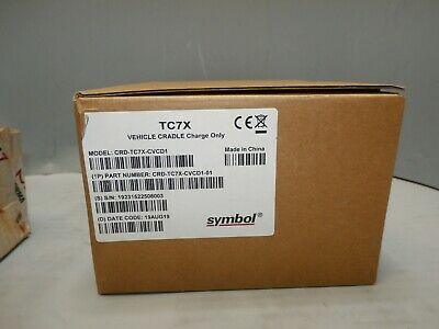 New Symbol CRD-TC7X-CVCD1 Vehicle Cradle Charge Only