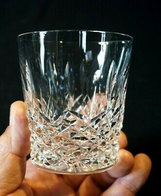 Beautiful Waterford Crystal Kenmare Old Fashion Glass