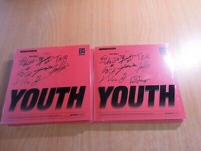 DKB - YOUTH (1st Mini Promo) with Autographed (Signed)