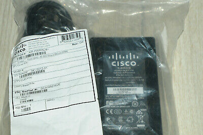 *Brand New* Cisco AIR-PWRINJ4 Power Injector 341-0212-01 1YrWty TaxInv