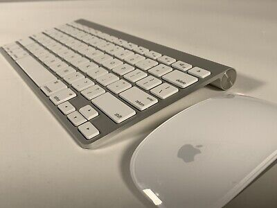 Apple Magic Keyboard + Apple Magic Mouse Bundle Same Day Shipping Excellent